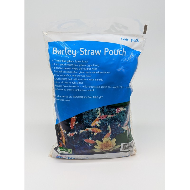 NT Labs Barley Straw Pouch (two pack)
