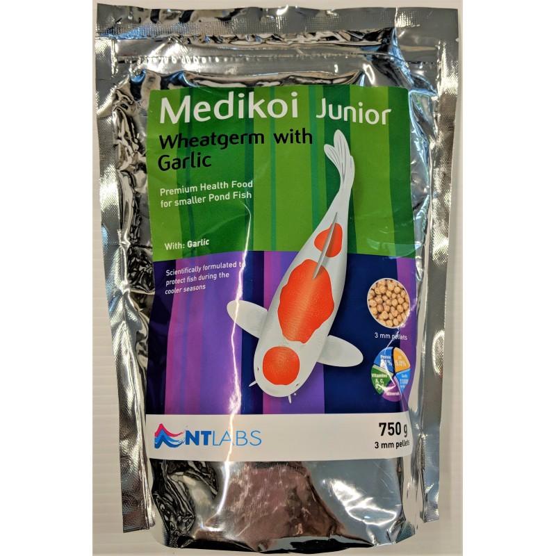 NT Labs Medikoi Junior Wheatgerm With Garlic 3mm 750g