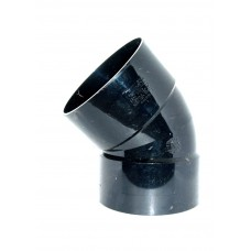 """4"""" Solvent Weld 45 Degree Bend"""