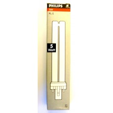 5w Philips PLS U.V. Bulb