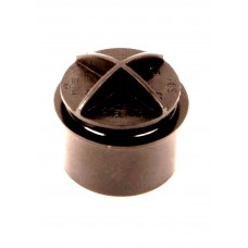 """1.25"""" Solvent Weld Threaded End Cap"""