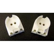 6w,8w,11w Bulb Holders (pair)