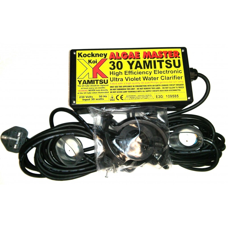 Yamitsu 30w U.V. Replacement Electrics